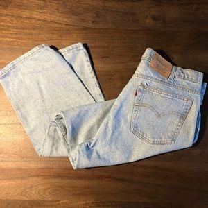 Vintage 1980s Levi's 540 Jeans Size 36